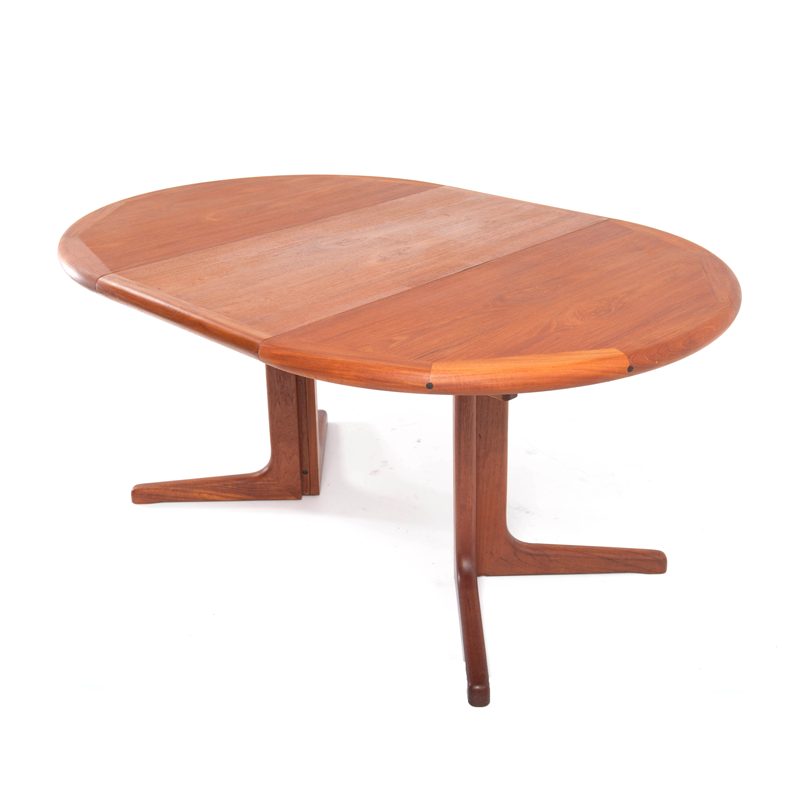 Circular Teak Dining Table IStage Homes