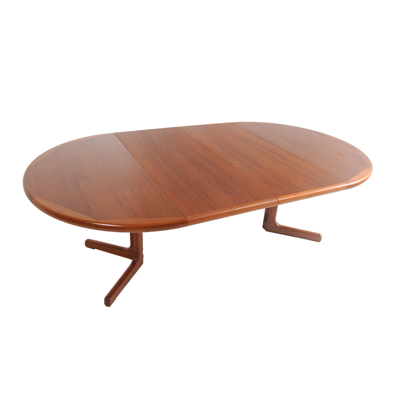 Danish teak dining table for Table table table