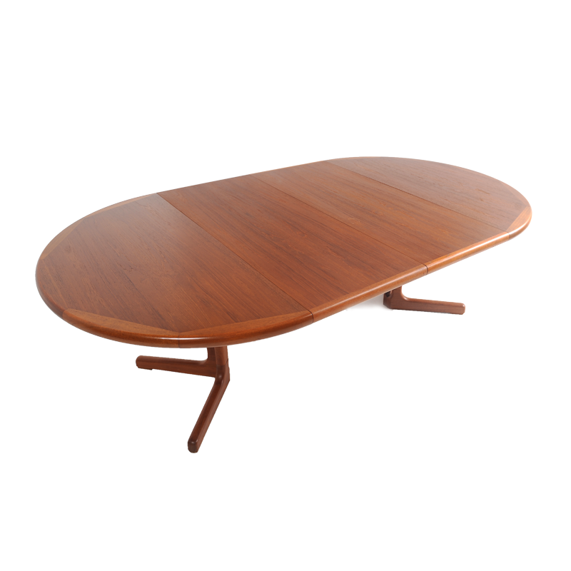 Home Dining Tables Danish Teak Dining Table