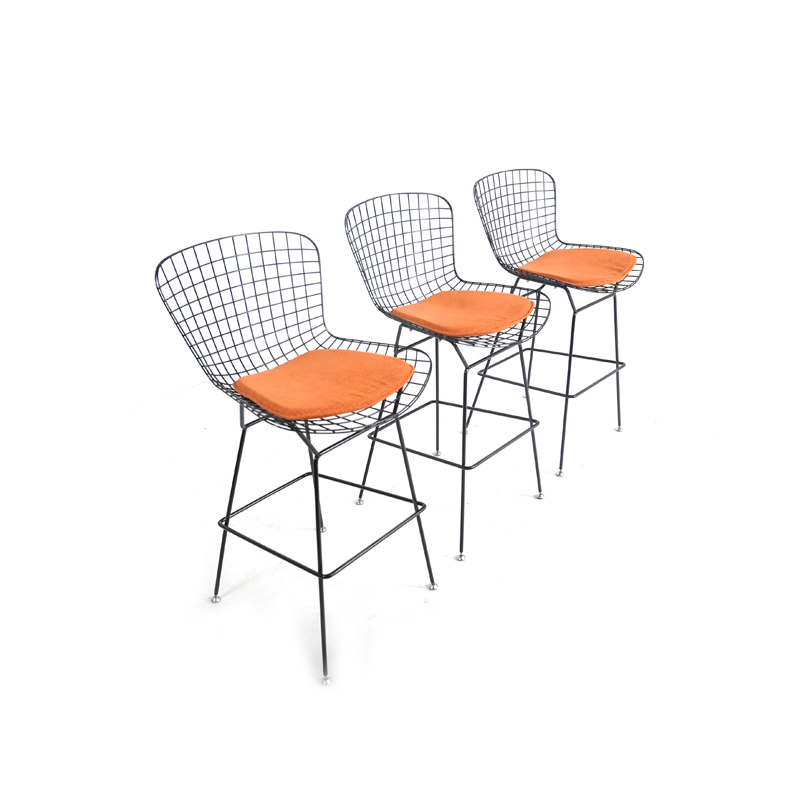 Bertoia Style Barstools Istage Homes