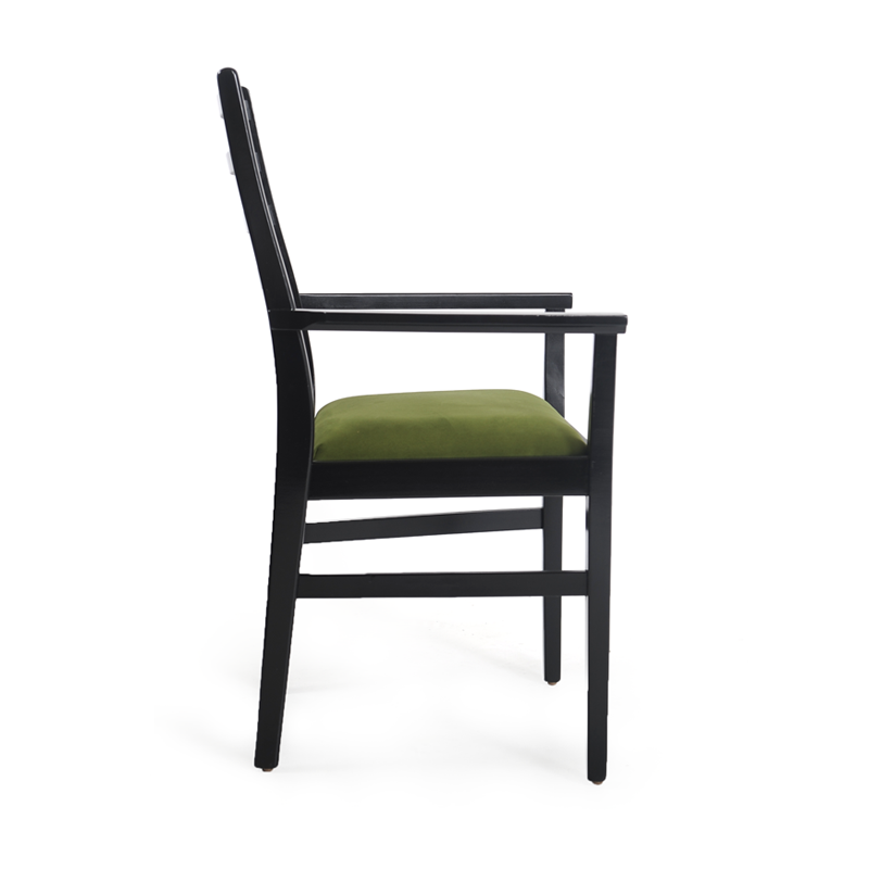 ... Black Lacquer Green Dining Chairs 1 ...