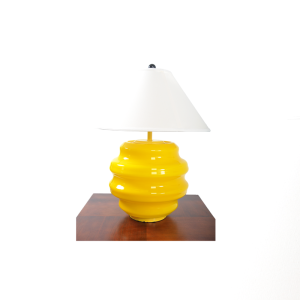 yellow-glass-midcentuty-lamp
