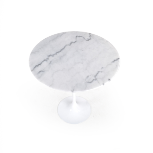 tulip-side-table-marble-top