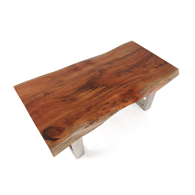 live edge coffee table dimensions 47 5 long x 25 5 deep x 18 25 high ...